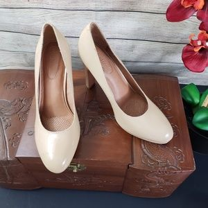 CORSO COMO Nude Beige High Heel Pumps